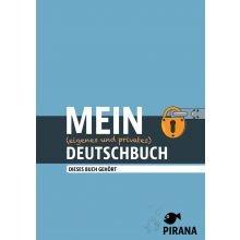 Pirana træningshæfte - Mein Deutschbuch: 7.-8. kl.