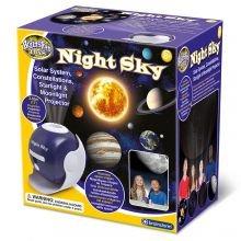 Planetaarioprojektori - Night Sky