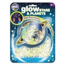Glow - Planeetat + tähdet,  osaa