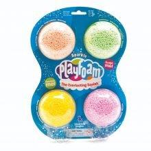PlayFoam 4-pak - Glitter