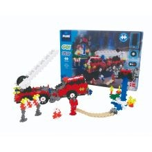 Plus-Plus Go! - Fire and Rescue, 500 palaa