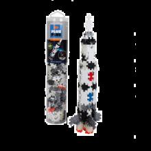 Plus Plus, 240 palaa putkessa - Avaruusraketti