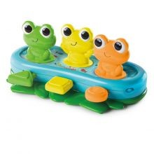 Pop-up - Nauravat sammakot