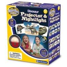 Projektori ja yövalo - Dinosaurus