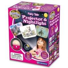 Projektori ja yölamppu - Seikkailu