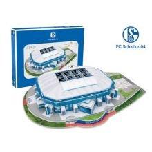 3D Palapeli - Schalke 04-Stadion