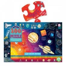 Palapeli 100 palaa - Aurinkokunta