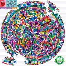 Palapeli sis. 500 palaa - Geometriset kuviot