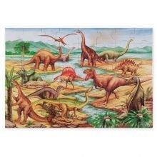 Lattiapalapeli - 48 palaa Dinosaurus