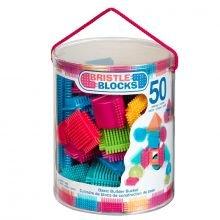 Keräilypalikat - Bristle Blocks, 50 kpl