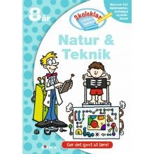 Skoleklar lektiehjælper: Natur & Teknik