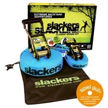 Slackers Slackline sis. apuköysi