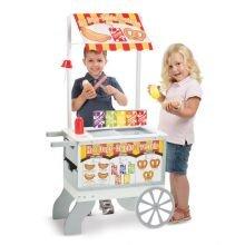 Jäätelö- ja Hotdog-kioski