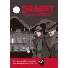 Solve a Mystery - Drabet ved Amalienborg