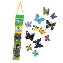 Perhoset putkessa - 18 kpl