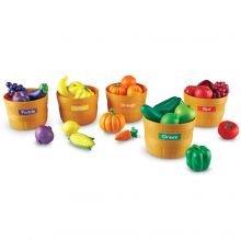 Lajittelusetti - Vihanneksia ja hedelmiä