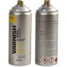 Spraylakka - Kirkas, 400 ml