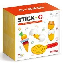 Stick-O - Ruoanvalmistussarja, 16 osaa