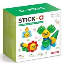 Stick-O - Metsän ystävät, 16 osaa