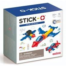 Stick-O - Kulkuneuvot, 16 osaa