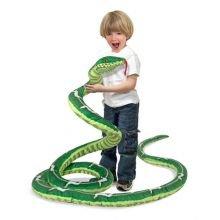Plyysipehmo - Käärme