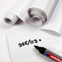 Tavlefolie til whiteboardtusser (B: 45 cm) 2 meter