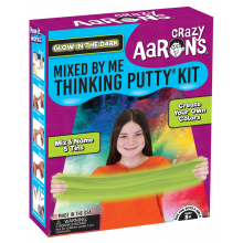 Thinking Putty - Mixed By Me Kit: Glow in the dark
