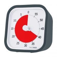 Time Timer MOD Musta - 1 tunti