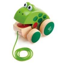 Vedettävät lelut - Kurnuttava sammakko