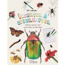 Ud i naturen - Insekter og edderkopper
