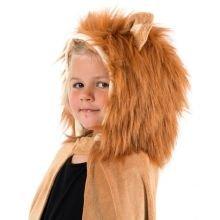 Udklædning - Løve (kappe)