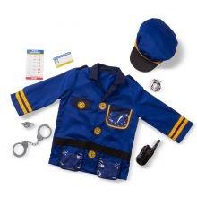 Naamiaisasu - Poliisi