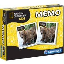 Muistipeli - National Geographic