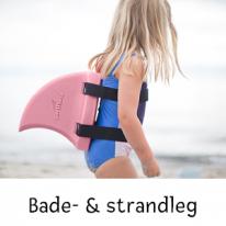 Bade- & strandleg