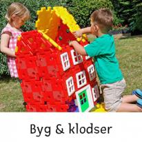 Byg & klodser