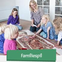 Familiespil