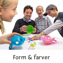 Form & farver