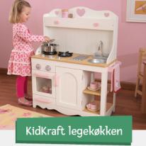 KidKraft - Leikkikeittiö