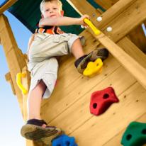 Kiipeily- ja leikkipuistovarusteet