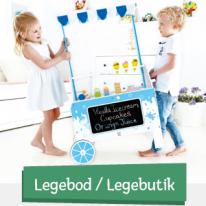 Leikkipuoti / Leikkikauppa