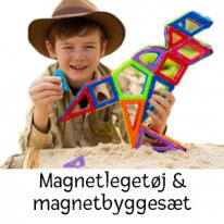 Magneettiset lelut & magneettirakennussarjat
