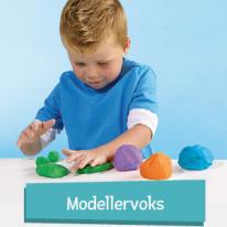 Modellervoks